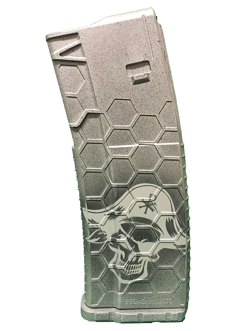PirateTek Sniper Grey Hexmag