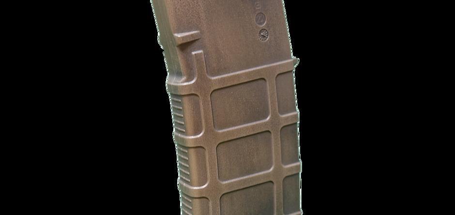 Battle-Worn PMAG - Spartan Bronze
