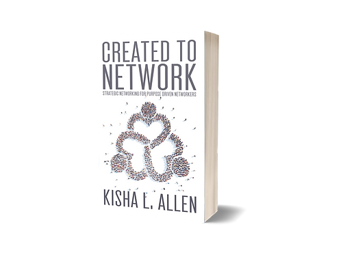 Ebook: Created to Network