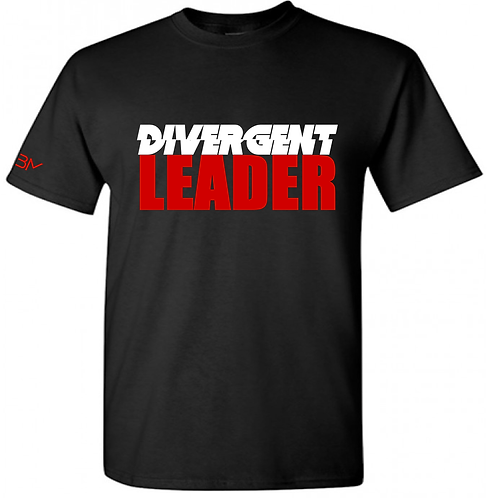 Divergent Leader Shaky Unisex T-Shirt