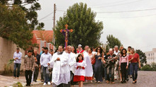 Igreja Brasileira celebra vivamente a Páscoa por todo o Brasil.