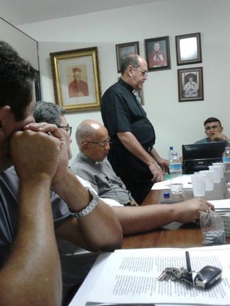 Reunião do Conselho Episcopal - Janeiro 2017