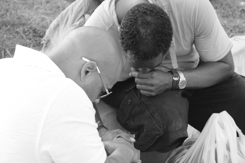 TryCal Prayer B&W 2