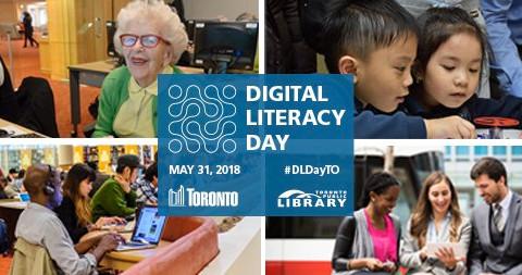 Digital Literacy. #DLDayTO