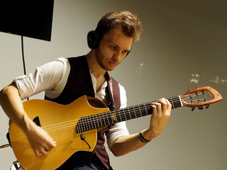 Une guitare pour Samuelito #5