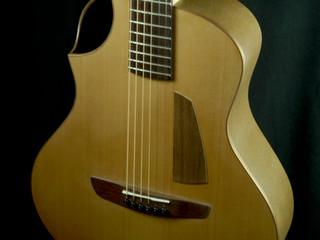 Prototype guitare pour production en série