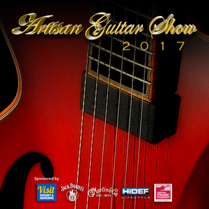 April 7-9 - I will be atending that show with 3 of my Ouessant guitars - more info