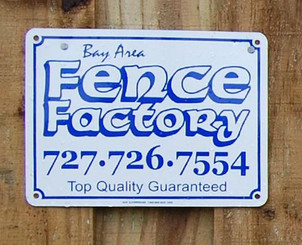 Basket Weave Wood Fence Panels By Bay Area Fence Factory, Pinellas County Fence Contractor, Fence Clearwater.