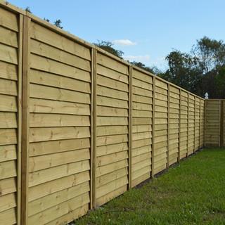 Wood Fence Styles Ship Lap