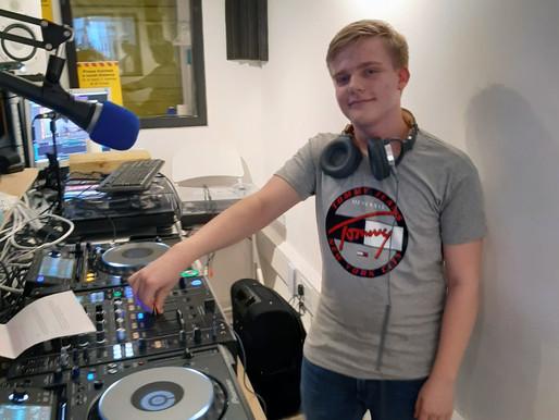 15 Year old DJ Sensation Showcases Talent on EXT.Radio