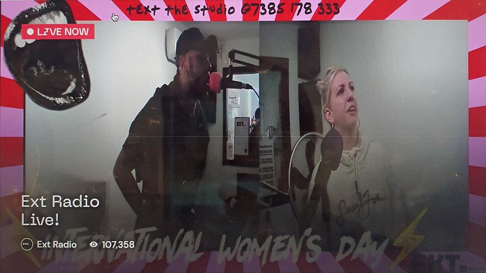 EXT Radio Mixcloud