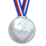 medal - 2nd -1622529_1920.png
