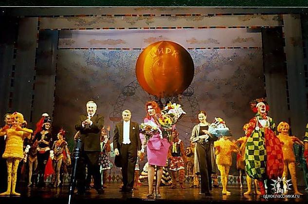 Премьера нашего балета _Цирк приехал!_-х