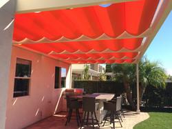 pergola canopy, infinity canopy