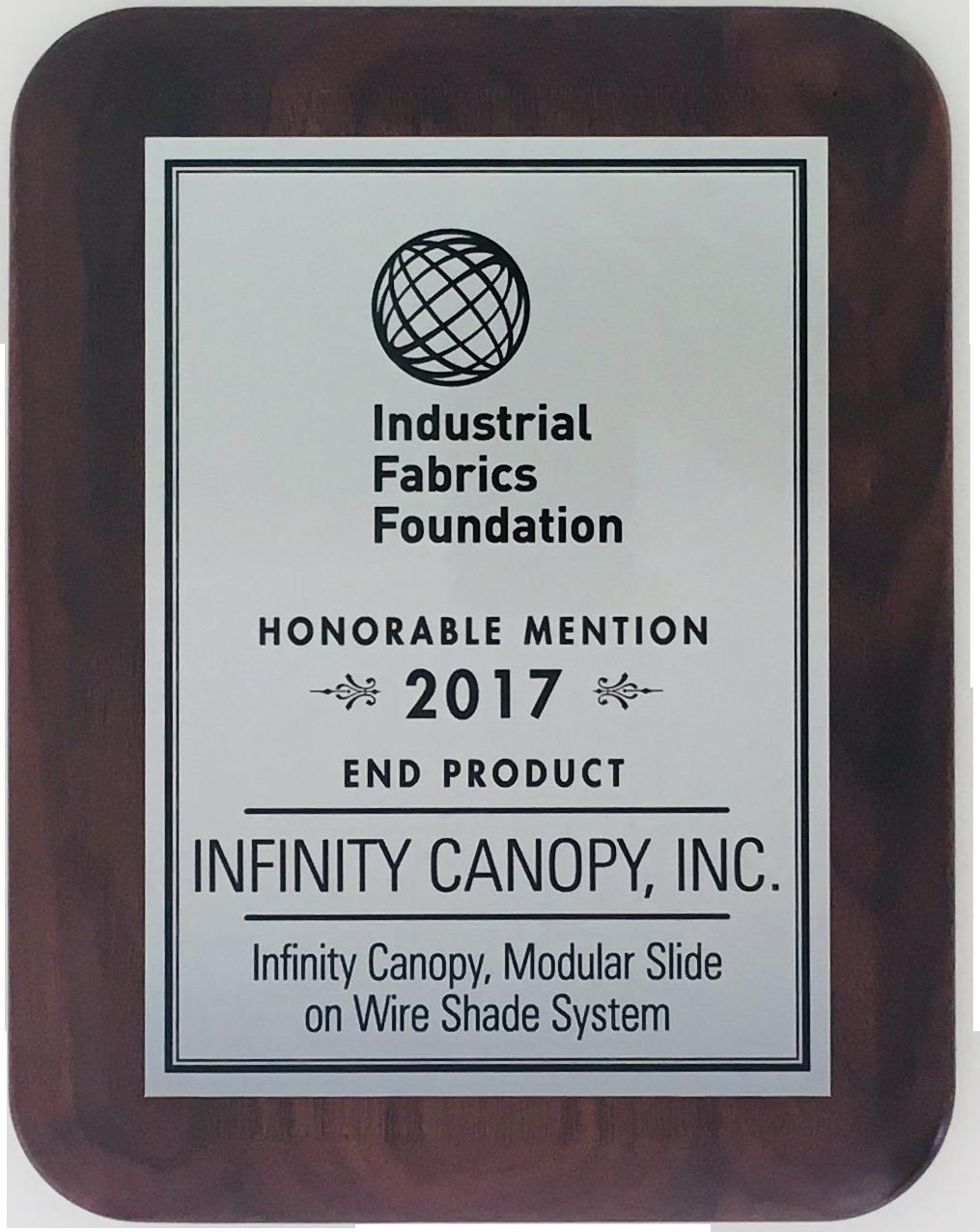 IFF Innovation Award