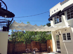 Natural Sunbrella Fabric 1