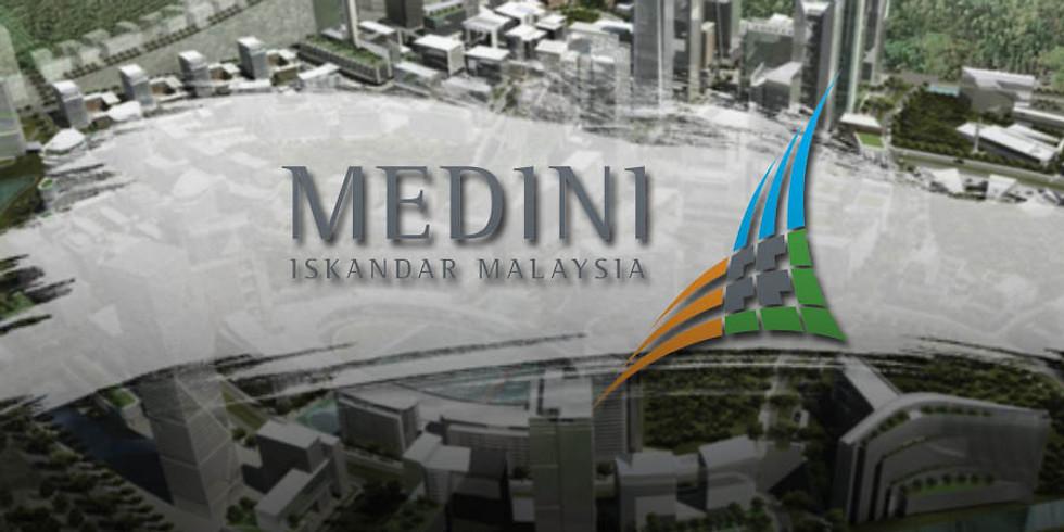Iskandar Medini特区房产线上介绍