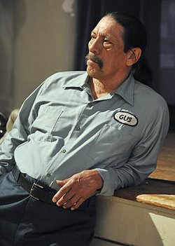 Unnamed Mexican janitor