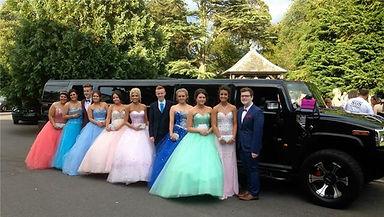 Atlanta Prom Hummer Limousine