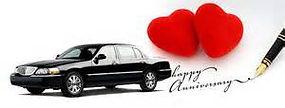 Atlanta Anniversary Limousine
