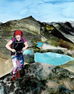 Anna Mc Nuff - Leggings of Wonder