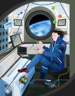 Helen Sharman - Mir Space Station