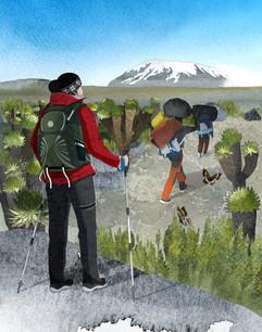 Misba Khan - Kilimanjaro