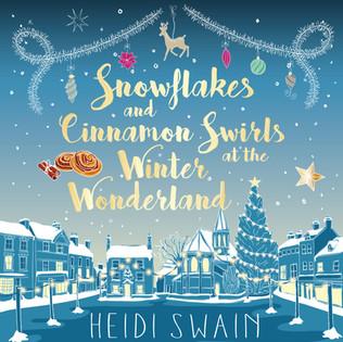 Snowflakes And Cinnamon Swirls