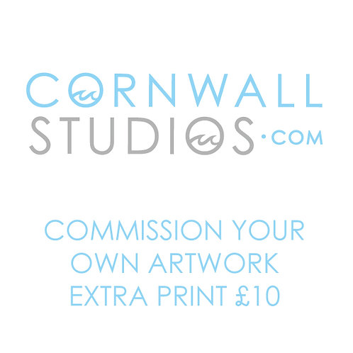 Commission Your Own Artwork - Extra Print