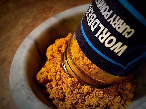 Worldbeat: Curry Powder