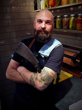 Chef Anthony Frazier - Social