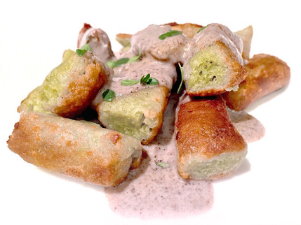 Crispy Potato Gnocchi
