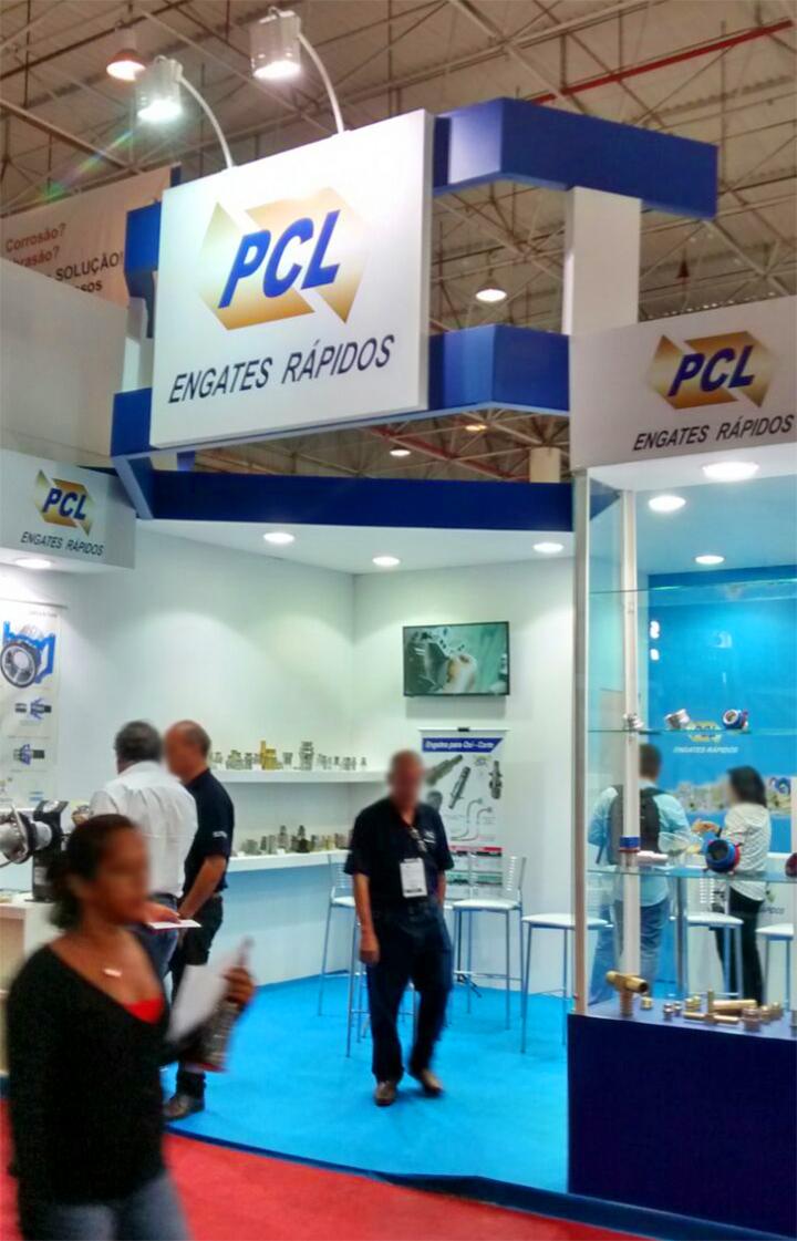 PCL - Engates rápidos