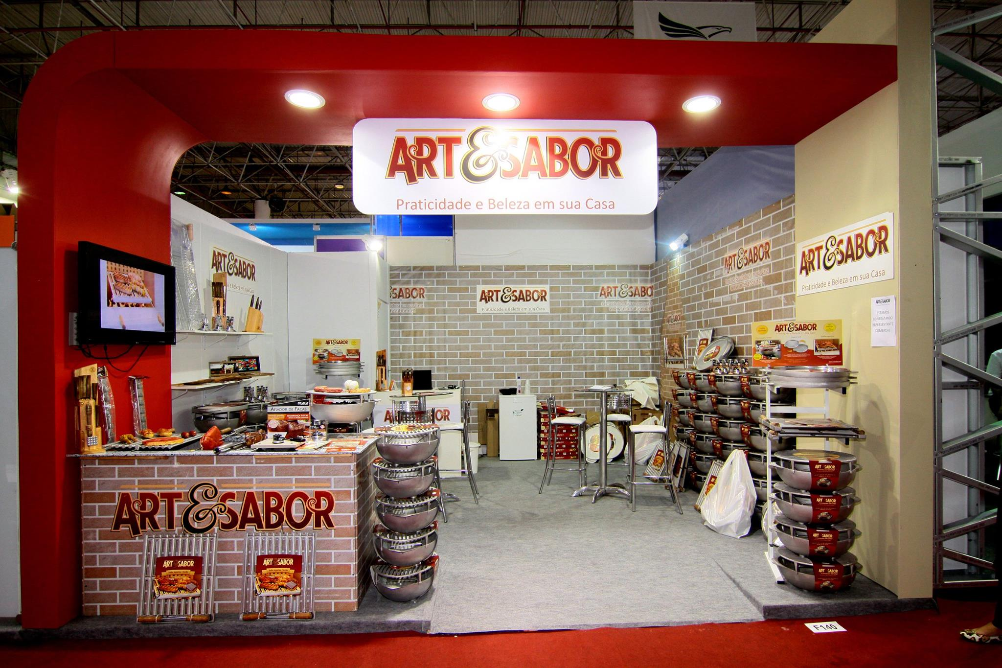 Art & Sabor / FEICON 2015