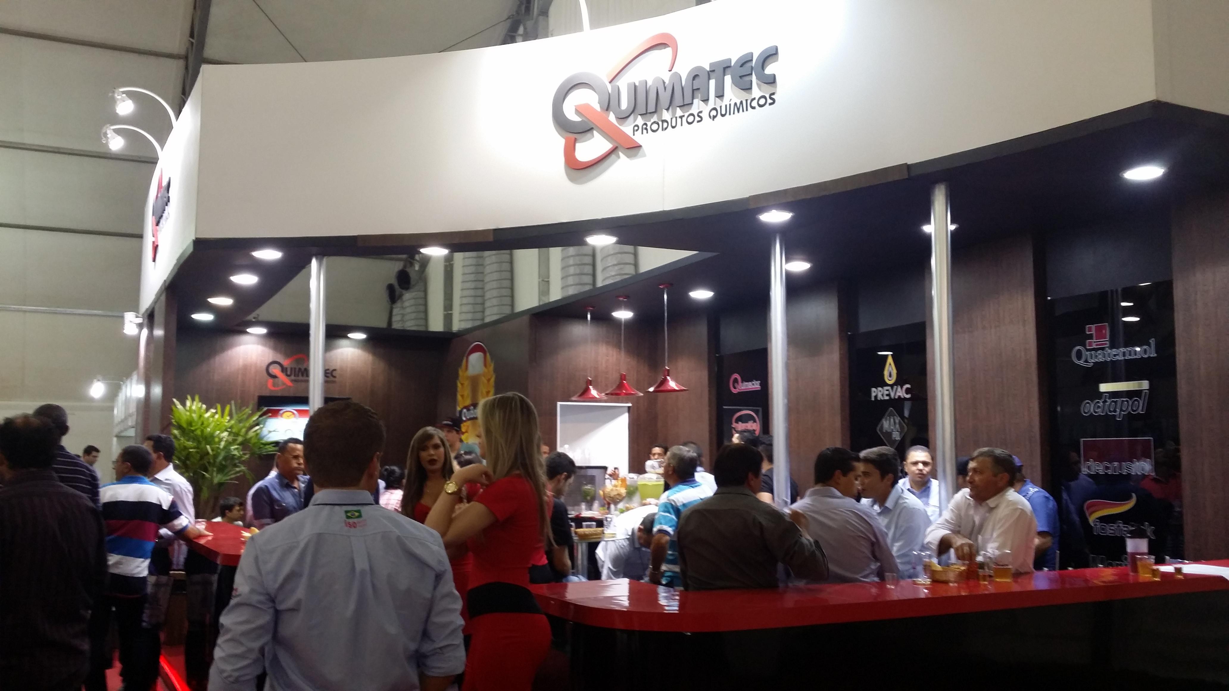 Quimatec / FENASUCRO 2015
