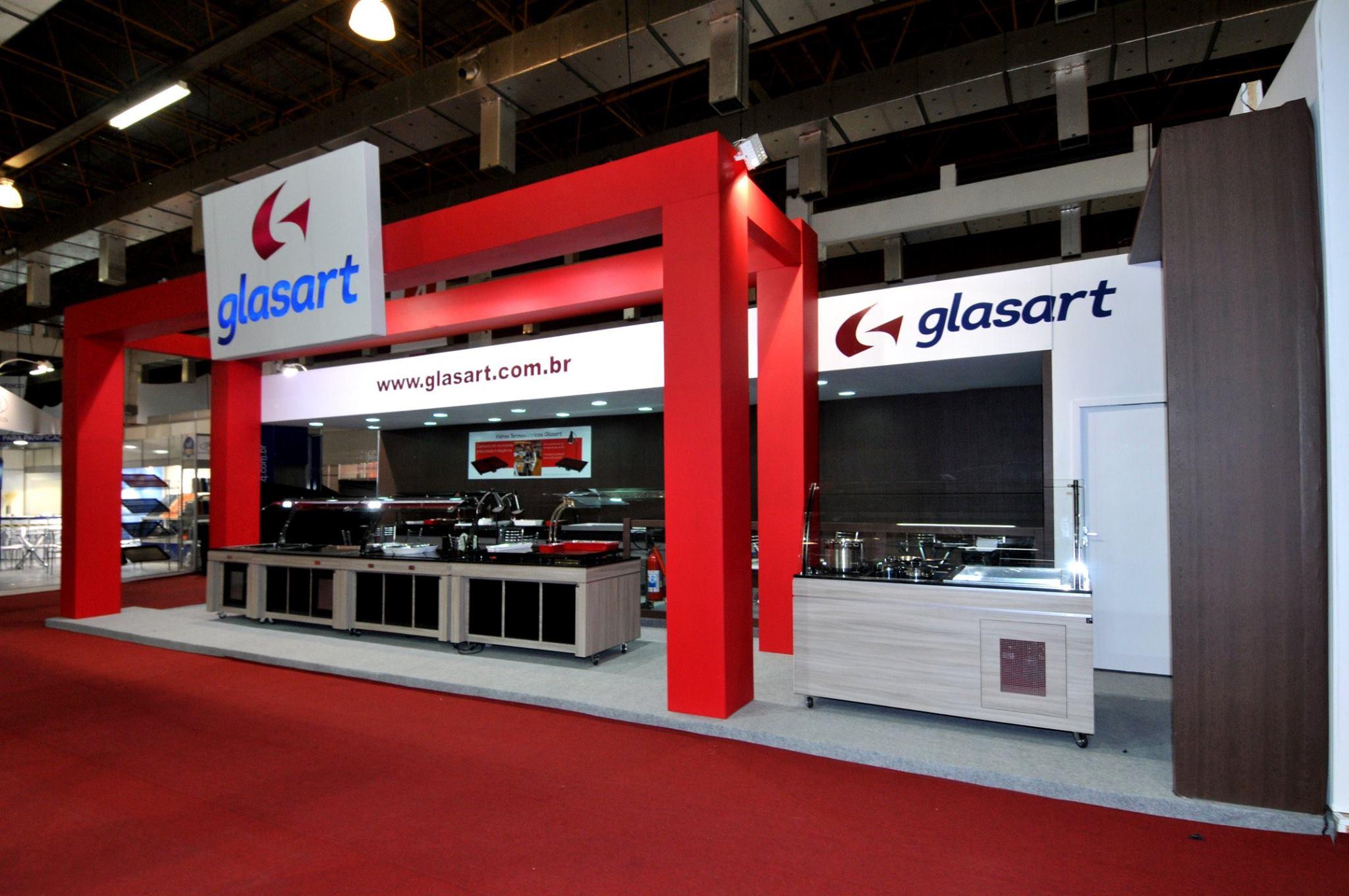 Glasart / FISPAL 2015