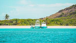 Culebrita Island Boat Charter Puerto Rico