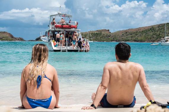 Enjoy Vieques and Culebra Beach Tour