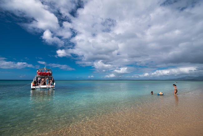 Great experience Vieques Boat Tour I VENTURES