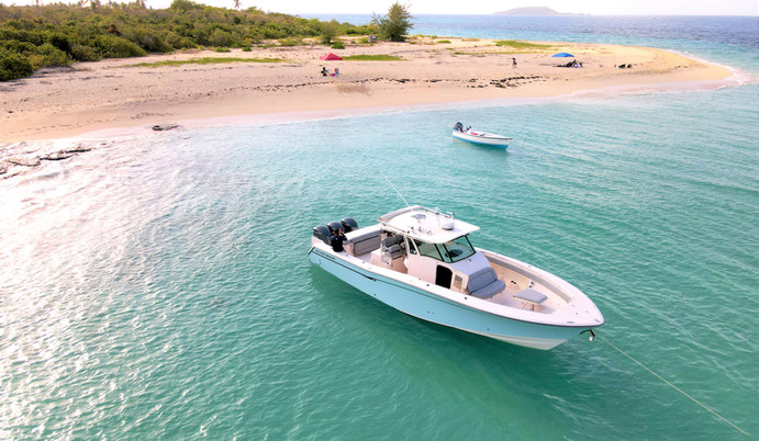 Boat Charter Puerto Rico Rental Icacos p