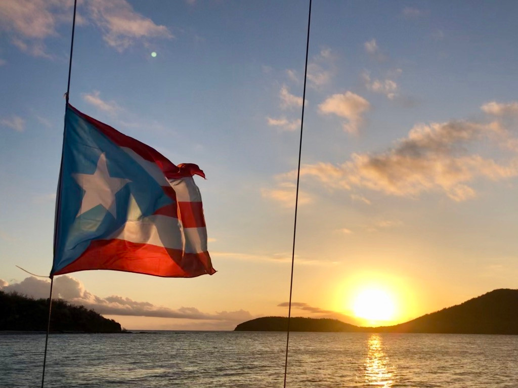 Puerto Rico Sailing Sunset Charter