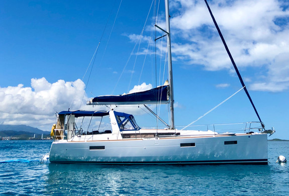 Sailing Private Charter in Puerto Rico_