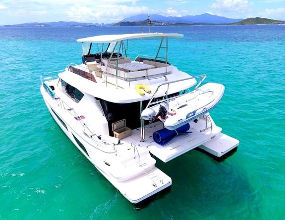 Yacht Rental Catamaran Puerto Rico Charter Boat