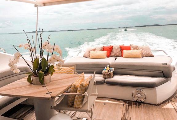 I VENTURES Luxury Yacht Rental Caribbean