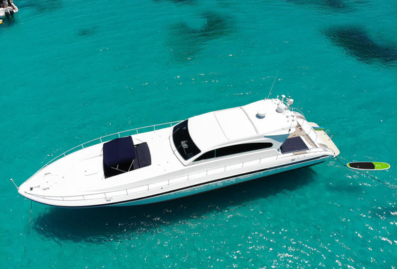 Leopard Yacht Charter Icacos Puerto Rico