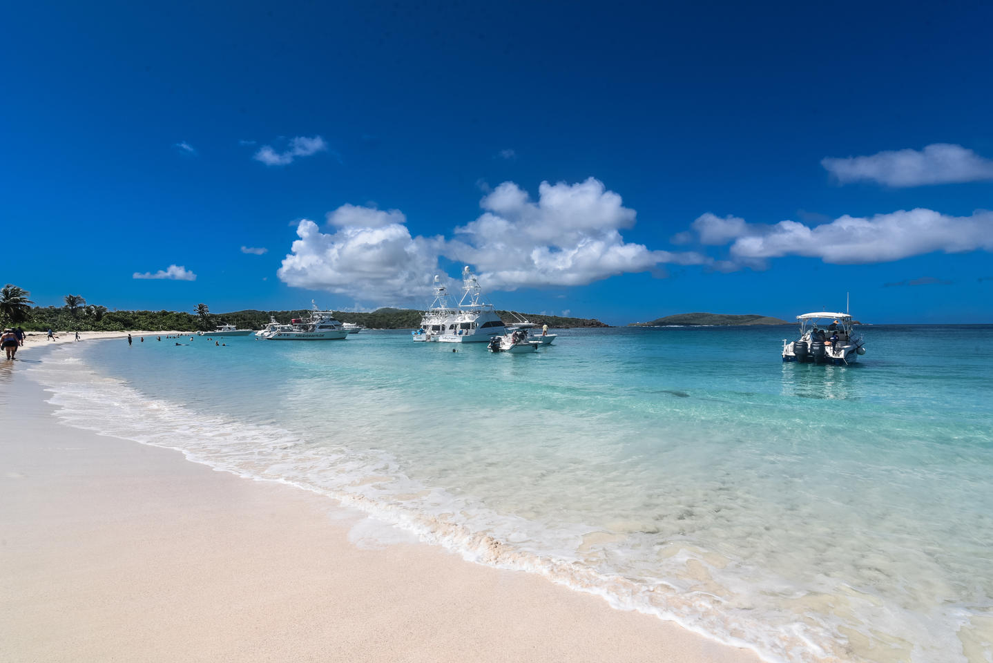 Experience Vieques and Culebra Island Beach Tour