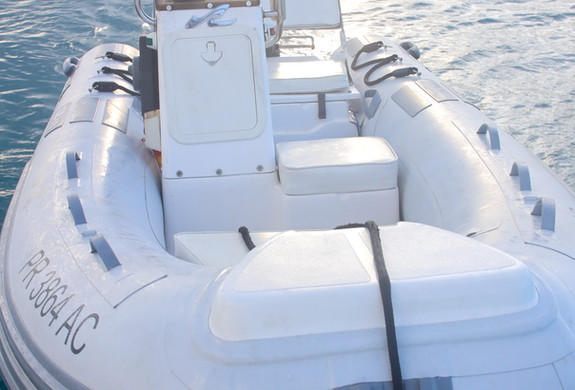 Dinghy Boat Add-on Yacht Carter Icacos,