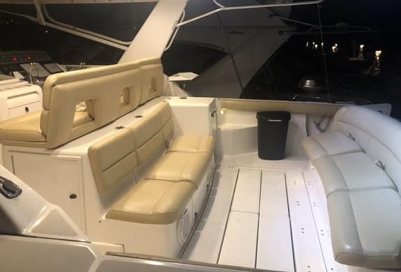 43 Tiara Yacht outside Deck