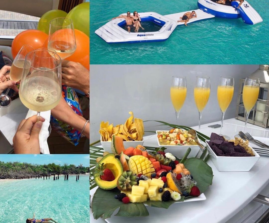 All Inclusive Package Puerto Rico Yacht