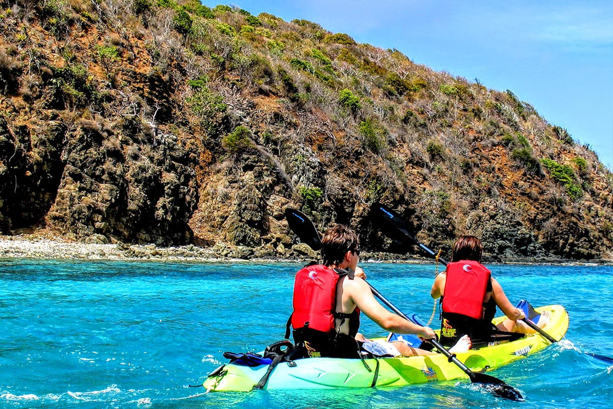 Kayaking Tour I VENTURES